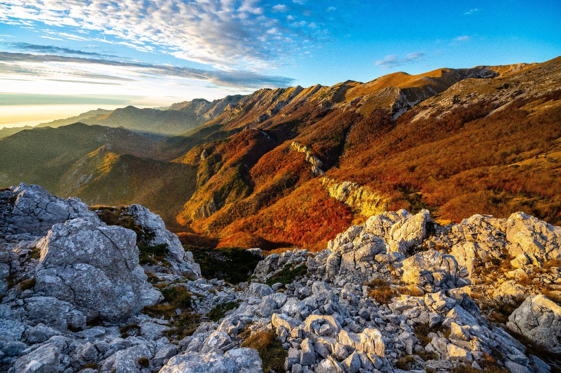 Photo Ivan Coric - National Park Paklenica