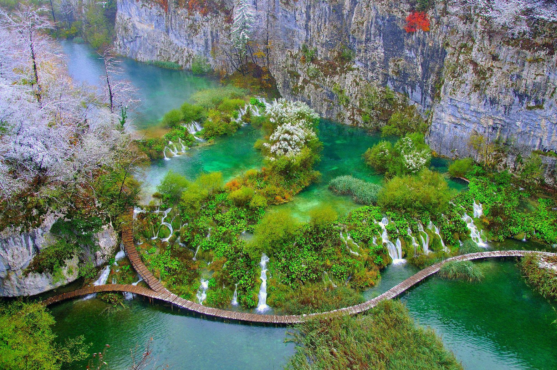 Photo - Plitvica Lakes National Park archive-1