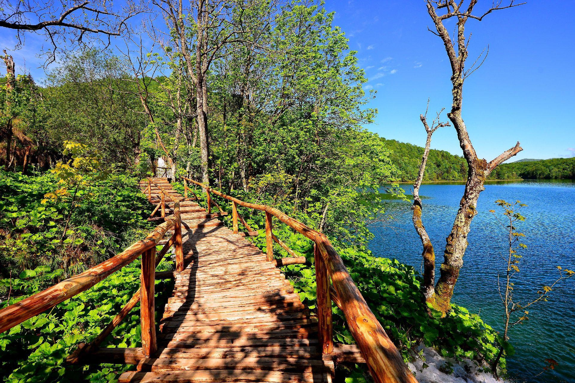 Photo - Plitvice Lakes National Park archive-2