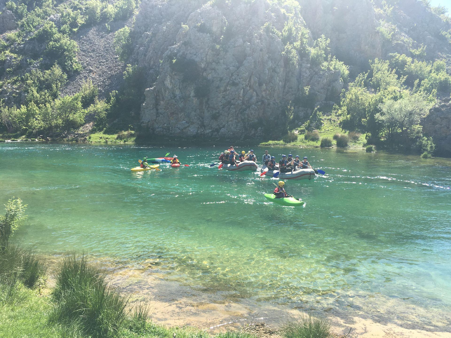 Riva Rafting Centar 7