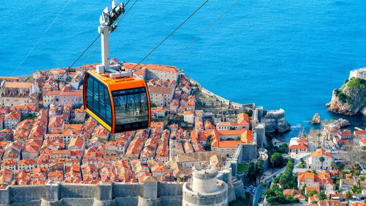 Cable Car Dubrovnik-4