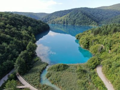 Photo Plitvica Lakes National Park archive